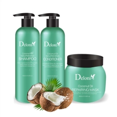 Coconut Oil Series Hair/Skin Care Products for OEM/ODM Service